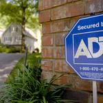 ADT leads surge in smart-home technology, report says
