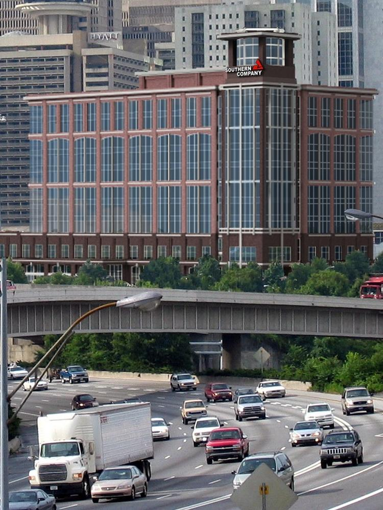 Southern Co. headquarters in downtown Atlanta.