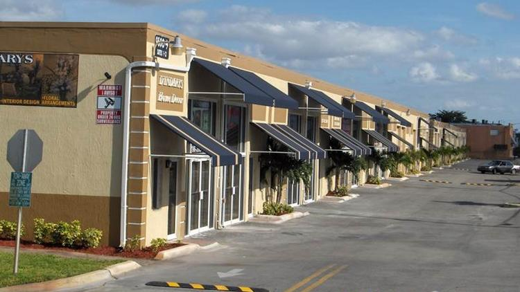 This Hialeah warehouse is part of an industrial portfolio that I.M.C. Properties bought for $22.5 million.