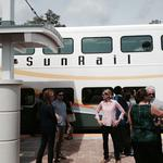 All aboard! SunRail's preview ride, grand opening event offer glimpse of what's to come (Video)