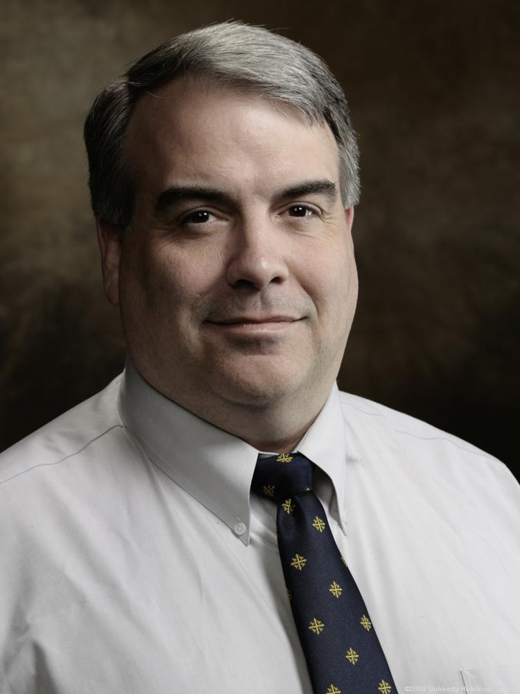 Steve Sheppard is the new dean of St. Mary's University School of Law. He replaces Charles Cantu, who has decided to return to teaching full time.