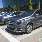 Mercedes-Benz teams with Tesla on $41K car, taps Silicon Valley tech for mind-reading autos