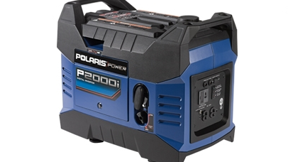 Polaris donated several pallets of portable, gas power generators to tornado disaster relief efforts.