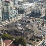 CPMC milestone: Demolition of Cathedral Hill Hotel complete