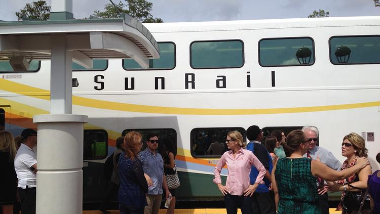 SunRail is now up and running, but what do you think we need next from the commuter rail system in Central Florida?