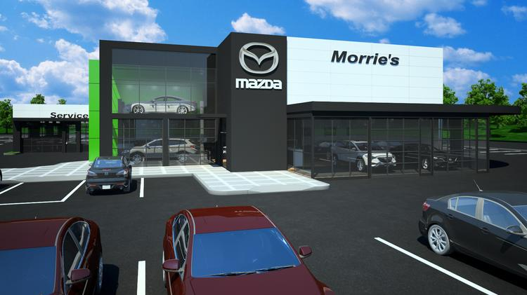 How many mazda dealers in usa