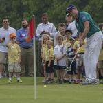 Wells Fargo teams with First Tee to host 'Succeeding Together' event featuring PGA golfers (PHOTOS)