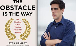 Ryan Holiday is the bestselling author of The Obstacle Is The Way (Portfolio, May 2014).