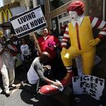 Fast-food combo: Are unions' hunger for members behind wage protests?