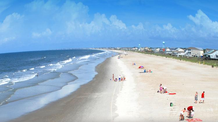 topsail beach in north carolina ranked among the 15 best beach towns