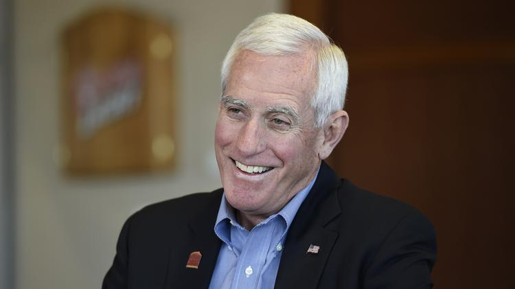 Pete Coors is chairman of the host committee attempting to bring the 2016 Republican National Convention to Denver.