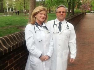 Drs. Vicki and Scott Bralow: Coming soon to an office near you?