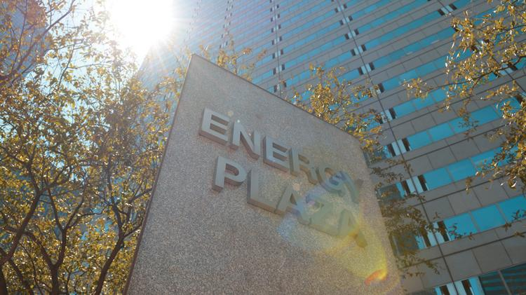 Energy Future Holdings' downtown Dallas headquarters.