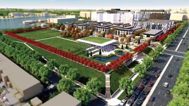 What's the most anticipated development project in Greater Washington?