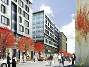 The proposed McMillan project has its first hearing before the D.C. Zoning Commission Thursday.