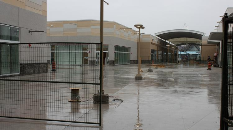 The $200 million Outlet Collection at Niagara mall will bring a new shopping destination to Southern Ontario.