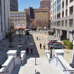 Stage signals Albany riverfront changes