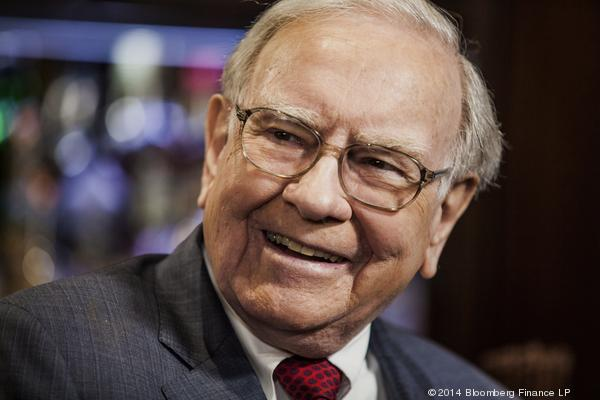 BUFFETT INTERVIEW