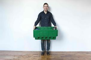 Sam Rosen, MakeSpace CEO and founder