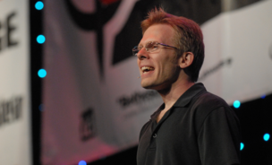 The CTO of Oculus VR speaks at QuakeCon 2009, at a time when he was still employed by ZeniMax.