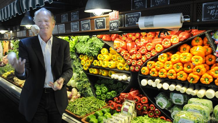 Eric Stille is president and CEO of Nugget Market.