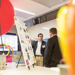 Students come in to focus at tech events