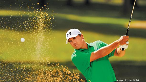 3aa646c76913 Under Armour extends deal with Jordan Spieth ahead of golf shoe ...