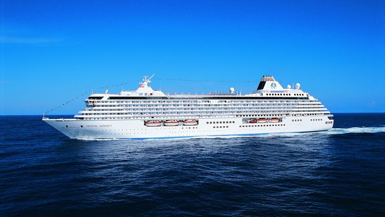 Crystal Cruises Returns To Baltimore For Third Year  Baltimore Business Journal