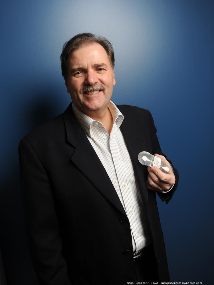 Kevin King is CEO of iRhythm Technologies Inc., which developed the ZIO patch for detecting heart arrhythmias.