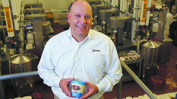 Since Rich Graeter became CEO of the Cincinnati-based family ice cream company in 2007, he's overseen Graeter's expansion to more than 8,000 locations across the U.S.