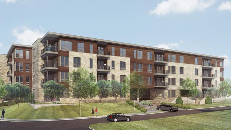 Five of the 30 units at 2770 Observatory – Hyde Park's newest luxury condo development – have already sold.