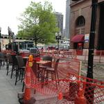 Prolonged construction leads to struggles for Laclede's Landing businesses