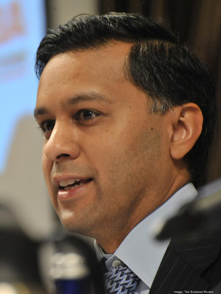 Dr. Nirav Shah, New York's health commissioner, will leave his post for a senior executive position in California.