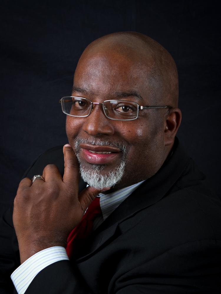 Steven S. Bradley, chairman of the African-American Chamber of Commerce