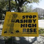 Fate of Ashby high-rise decided