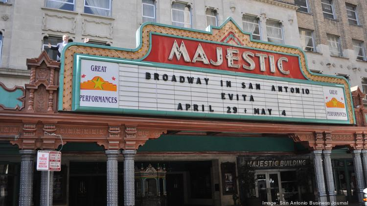 The San Antonio Symphony will perform at the Majestic Theatre as part of a special movie concert series.