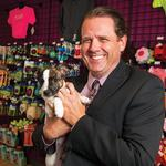 <strong>Mark</strong> Eby brings a passion for animals and sports to Kansas Humane Society