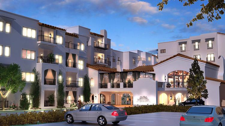 Franklin Park Alamo Heights will provide a luxurious and safe environment for local seniors, including those suffering from dementia-related disorders.