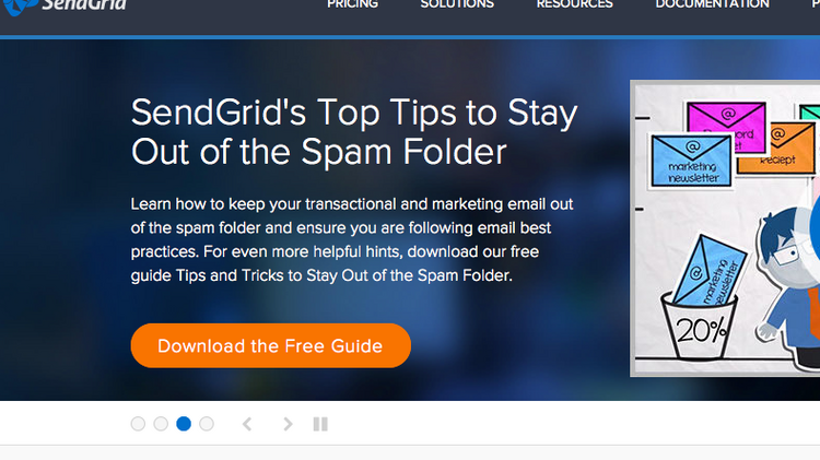 Boulder-based send grid handles 2 percent of world's non-spam email.
