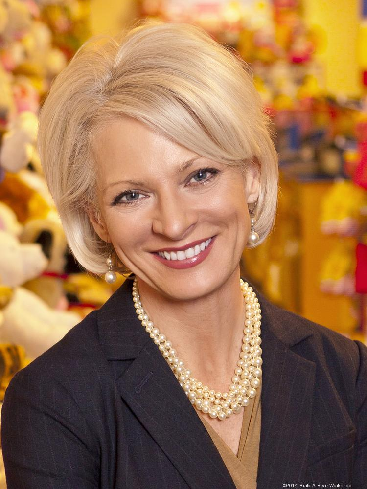 Sharon Price John, CEO of Build-A-Bear Workshop