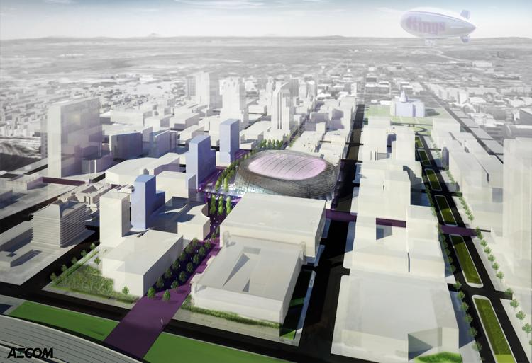 The timing of building a new arena for the Sacramento Kings puts current landowners and tenants downtown in a holding pattern.