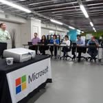Microsoft to open innovation center in downtown Miami