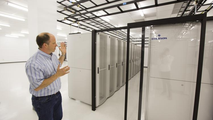 OnRamp co-founder Chad Kissinger recently showed off his company's newest data center. Take a virtual tour via the link within the article.