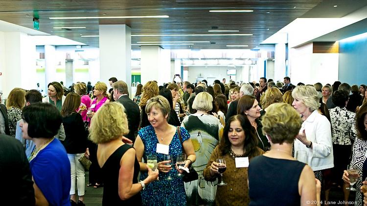 The Silicon Valley Business Journal Women of Influence Awards 2014 was a pretty packed affair.