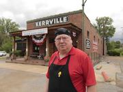"""Bill Rupert at the Pig-N-Whistle in Millington: Bill RupeRT Owner, Pig-n-Whistle BBQ Restaurant """"We start with selecting the rib. It's a 2.75-pound rib. It's a spare rib. The style of it is the St. Louis-style, which is the butchering style. How all the meat ends up when you have all this product to smoke. When we cook the rib, we are referring to a smoking process, so therefore the rib is a smoked rib."""""""