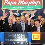 <strong>Papa</strong> <strong>Murphy</strong>'s quarterly revenue, store openings up