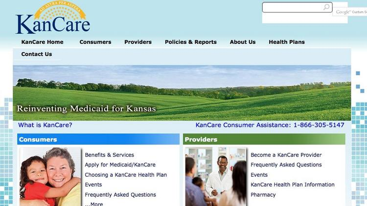 Kansas Gov. Sam Brownback's administration initially said that KanCare would save the state $1 billion over five years.
