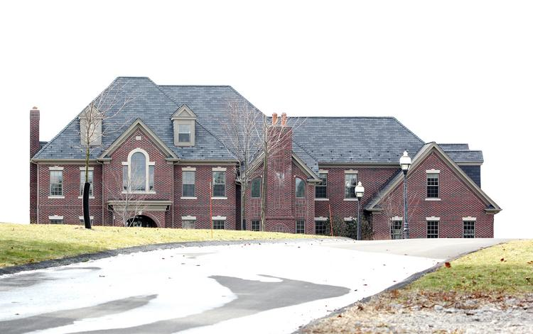 This Ohio Township home sold for $1.5 million in January 2012.