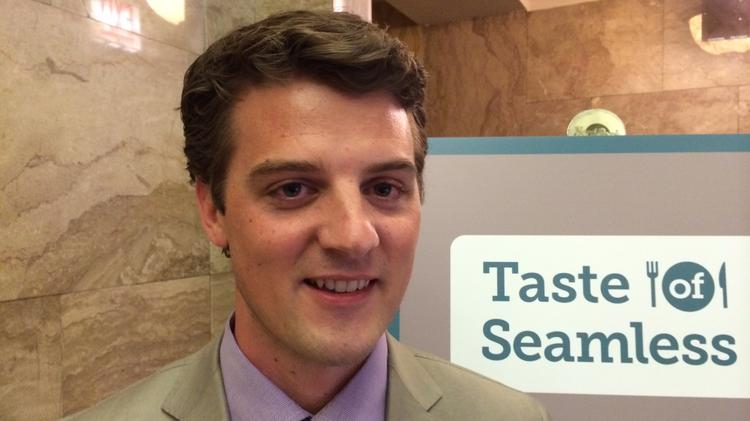 Matt Maloney is the founder and CEO of Chicago-based GrubHub, which notched record revenue in the second quarter of 2014.