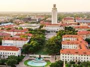 The University of Texas at Austin was No. 39 in the world on the 2014 Academic Ranking of World Universities published by Shanghai's Jiao Tong Unversities.